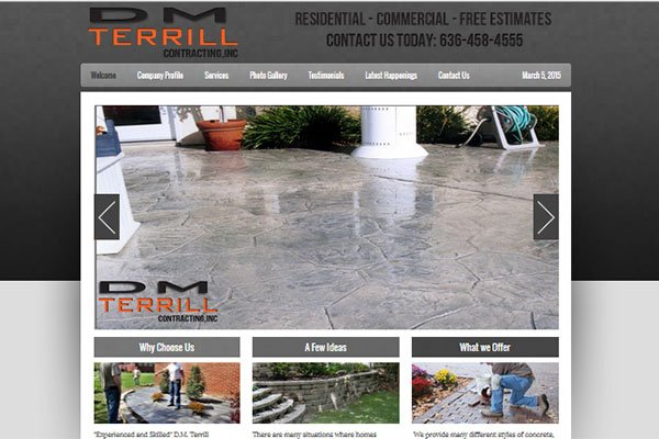 DM Terrill Website